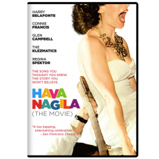 Hava Nagila (The Movie) Full Length Educational Purchase for Public and Synagogue Libraries (DVD)